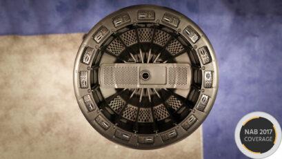 YI Technology HALO Camera Rig Shoots 8K x 8K Stereoscopic Video