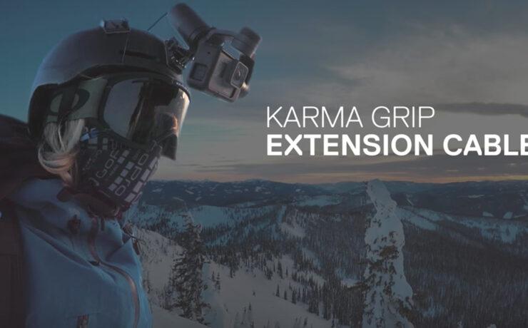 GoPro Announces Karma Grip Extension Cable, El Grande Pole and Updates
