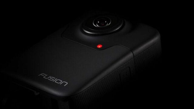 GoPro Fusion – 360 VR in 5.2K Resolution