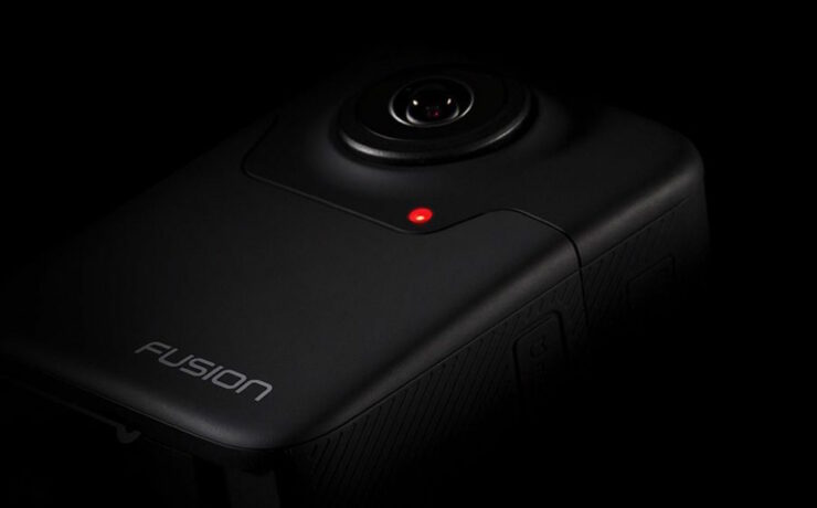 GoPro Fusion - 360 VR in 5.2K Resolution