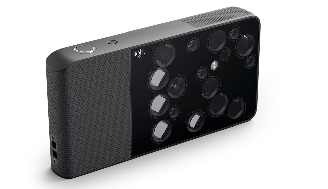 Light L16 - A New Kind of Camera Might Soon Become Available