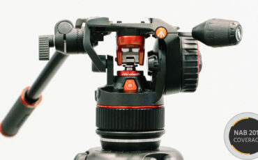 Closer Look at Manfrotto's Innovative & Lightweight Tripod Head - Nitrotech N8