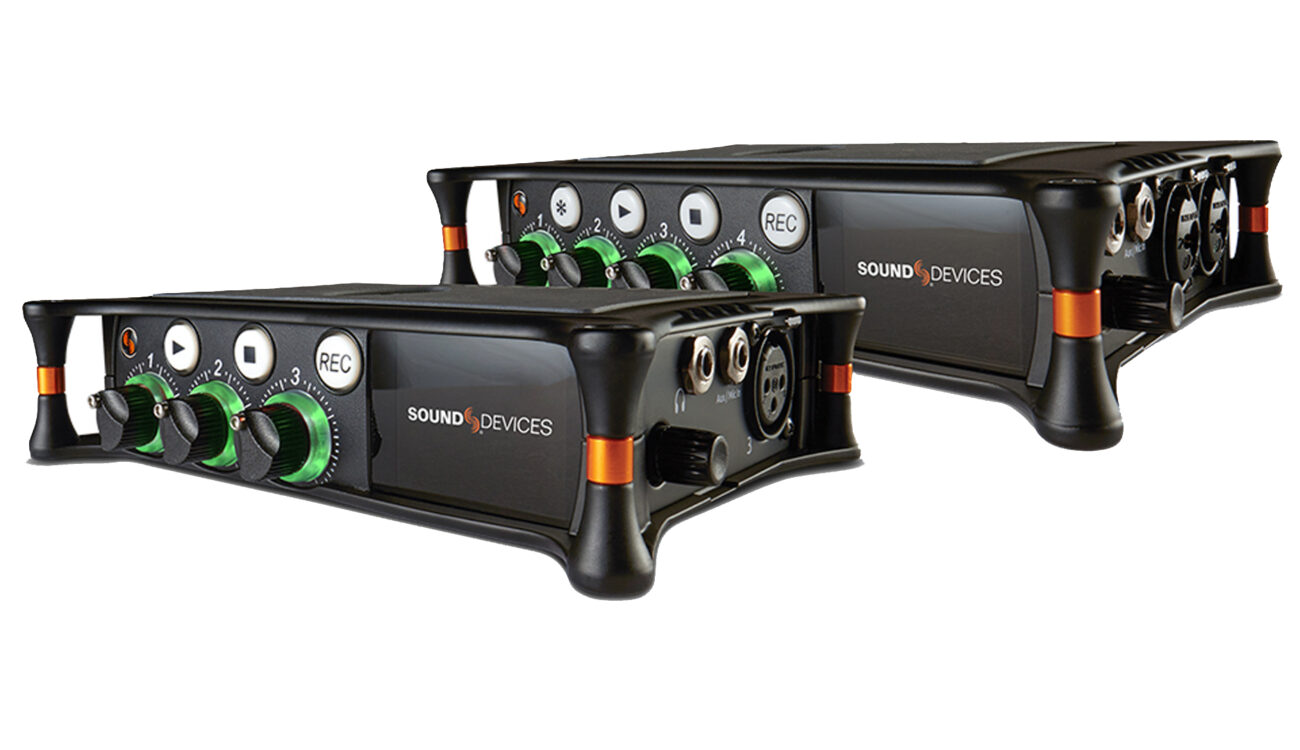 Sound Devices introduce new MixPre audio recorders