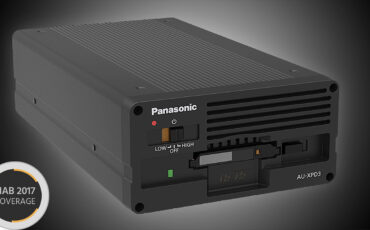 The Panasonic AU-XPD3 P2 Drive Will Speed up Your P2 Workflow
