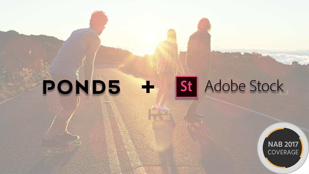 Pond5がAdobe Stockで映像素材を販売