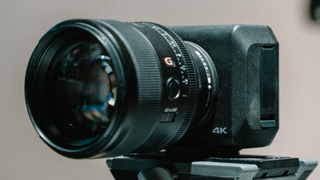 Sony Introduces the S3CA – A Sony a7S II Without Recording Limit