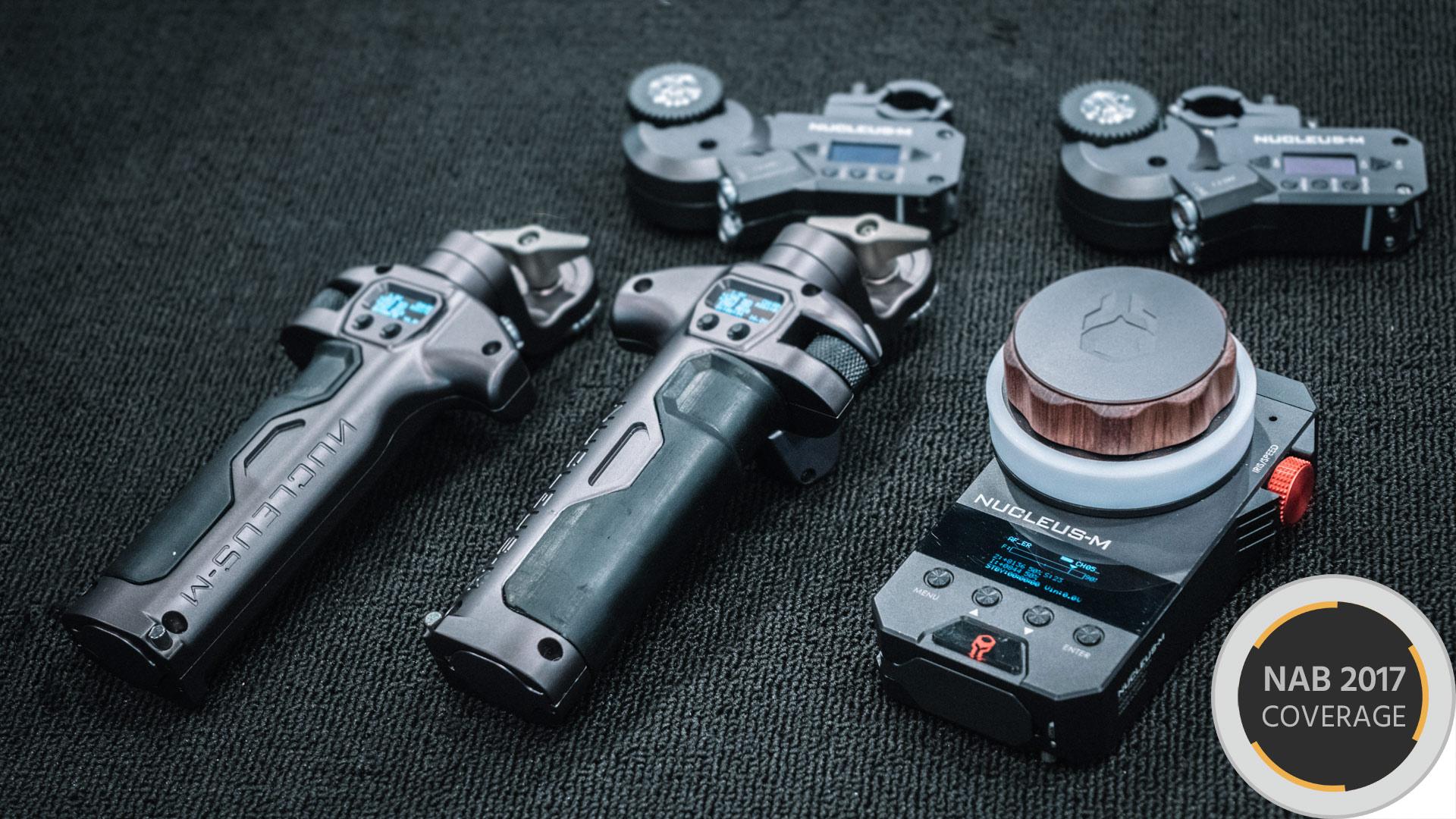 Tilta Nucleus-Mを発表 - $1200のワイヤレスレンズコントロールシステム