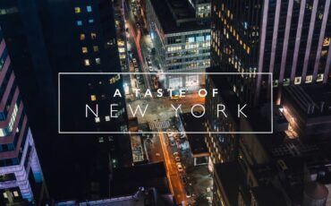 """A Taste of New York"" - An Inspiring Time Lapse Journey Through NYC"