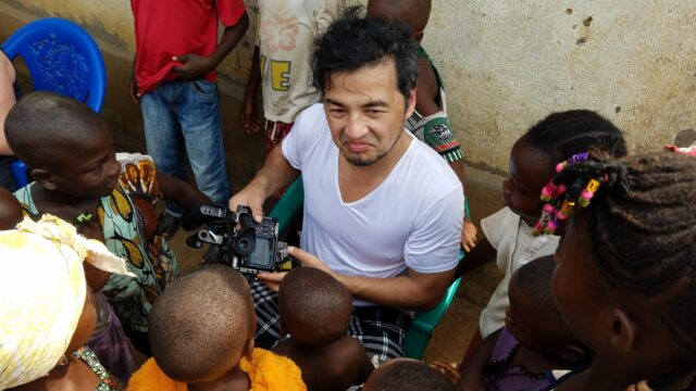 Talent Feature – A Christmas Mission at Sierra Leone by Timothy Naylor