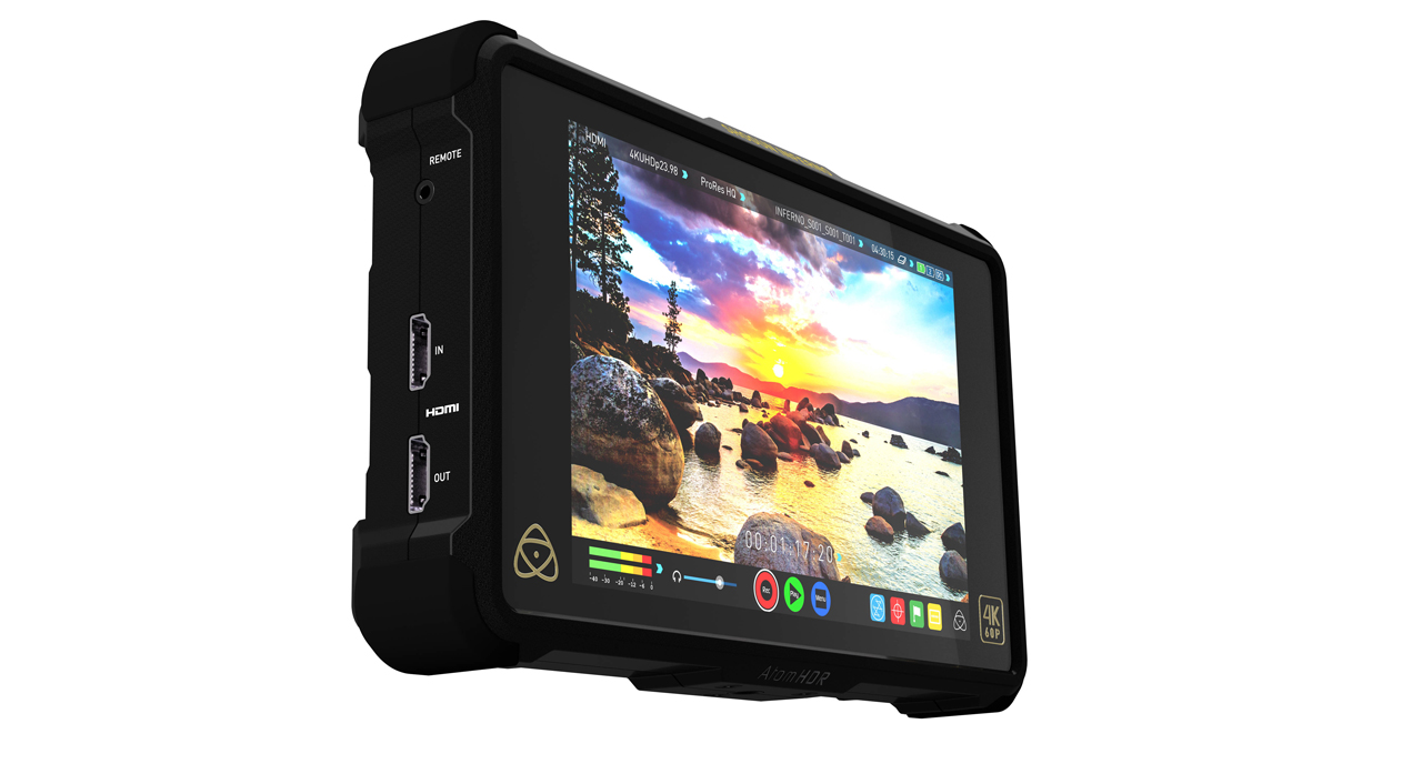 Firmware Update For Atomos Shogun Inferno Brings Quad And Dual Link Support, Plus 4K 120p