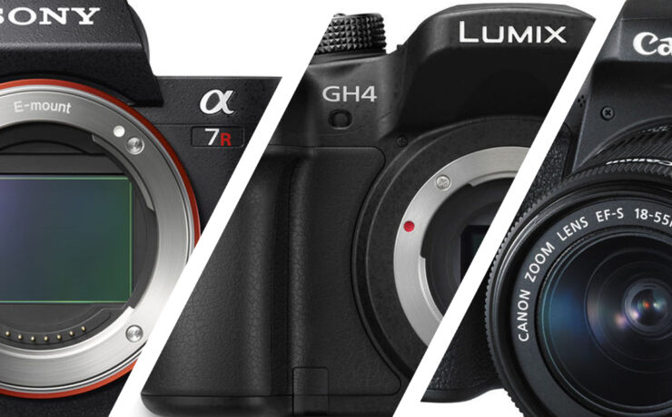 B&H Flash Sale on Sony, Canon and Panasonic Mirrorless Cameras