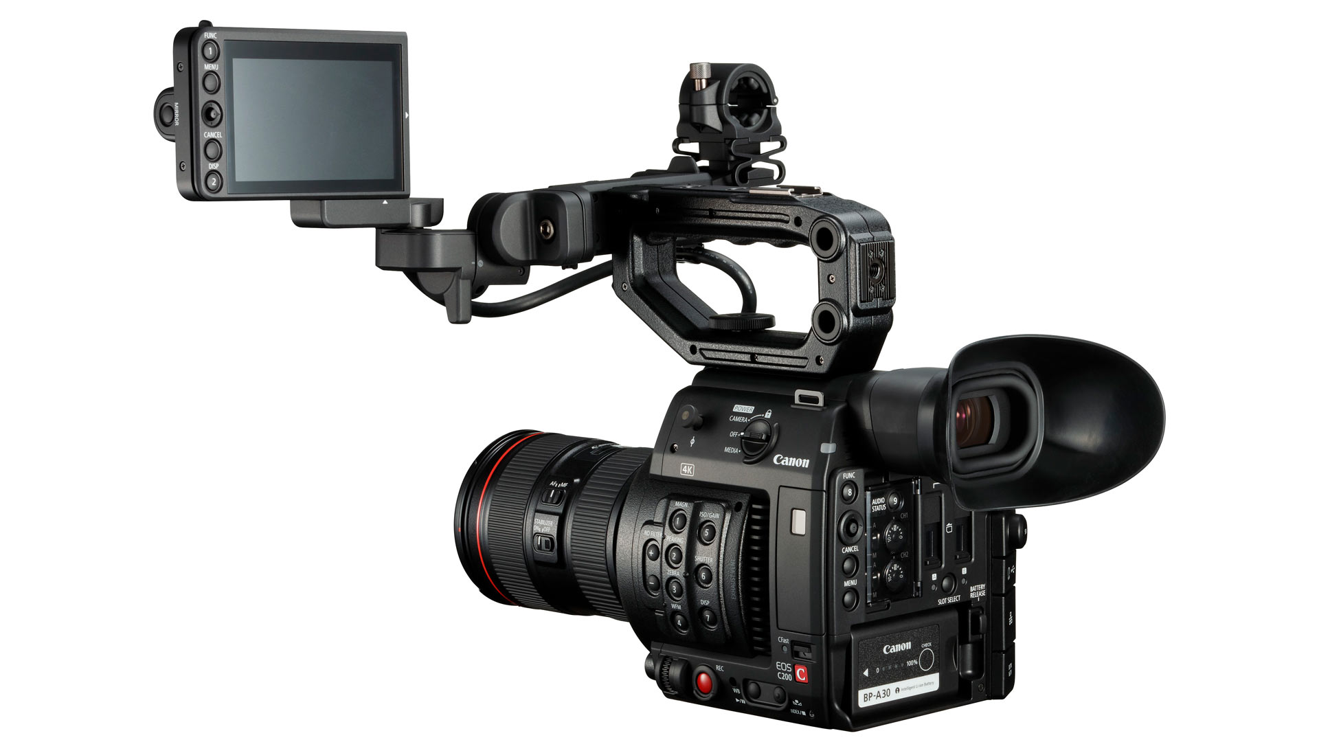 canon announces eos c200 internal 4k raw at affordable price