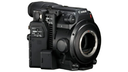 Canon Announces EOS C200 - Internal 4K Raw at Affordable Price