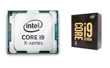 Intel Core i9 Extreme 18-Core Processor Announced