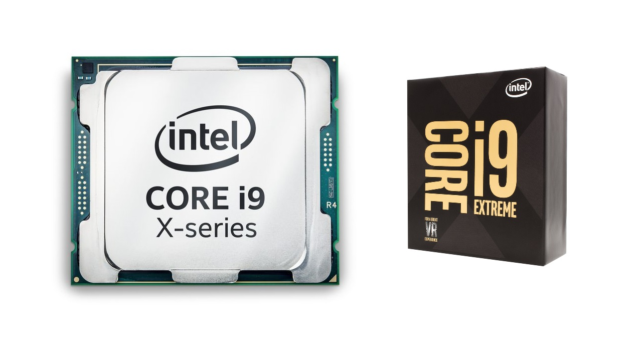 インテルがCore i9 Extreme 18 coreプロセッサーを発表