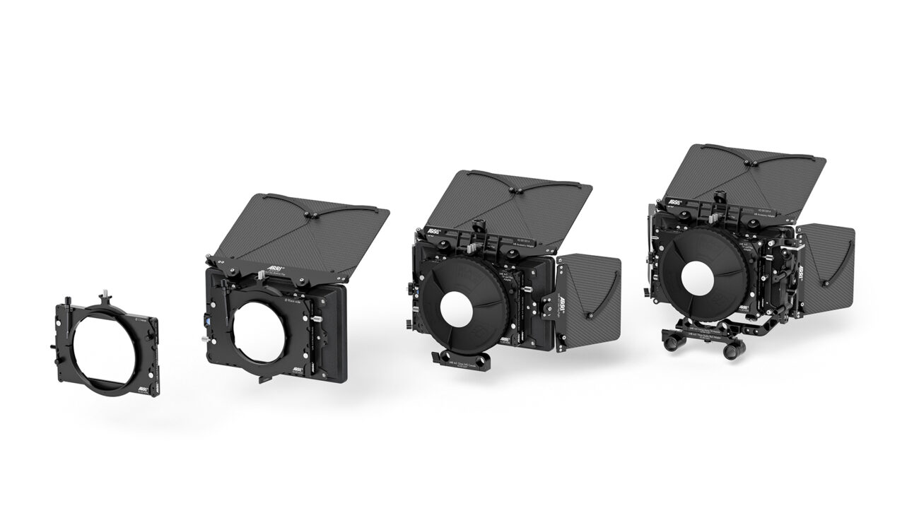 ARRI's New Lightweight Matte Box - LMB 4x5