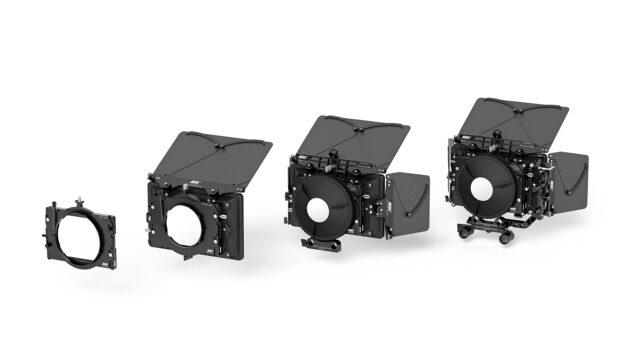 ARRI's New Lightweight Matte Box – LMB 4×5