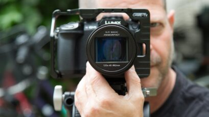 SLR Magic Anamorphot 1,33x 40 Adapter (Compact) - A Beginner's Perspective and First Look