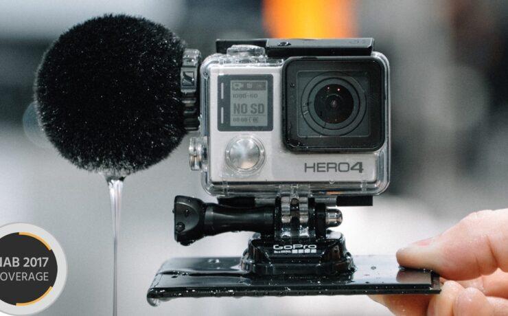 Sennheiser MKE-2 - A Waterproof Microphone solution for GoPro Hero4 Camera