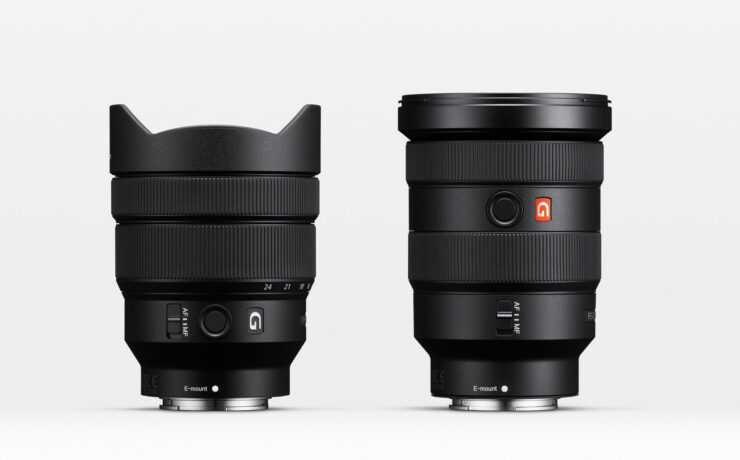 Go Wide with the New Sony 16-35mm f/2.8 GM and 12-24mm F/4 G