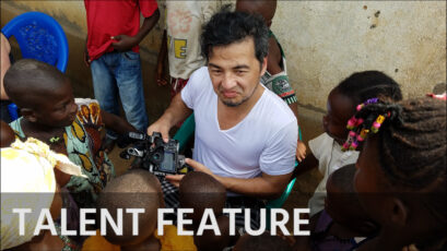 Talent Feature – A Christmas Mission, Sierra Leone by Timothy Naylor