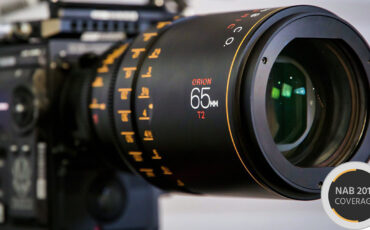 Atlas Lens Co Orion Series - Affordable Anamorphic Lenses