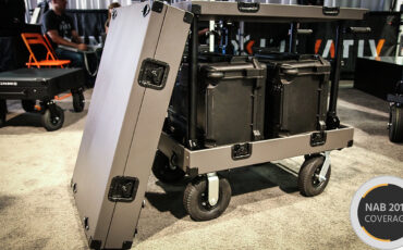 Inovativ Scout NXT - a DIT Cart You Can Take on a Plane