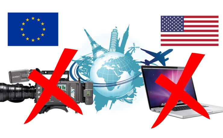 US Considers To Extend Electronic Ban To All Flights From Europe
