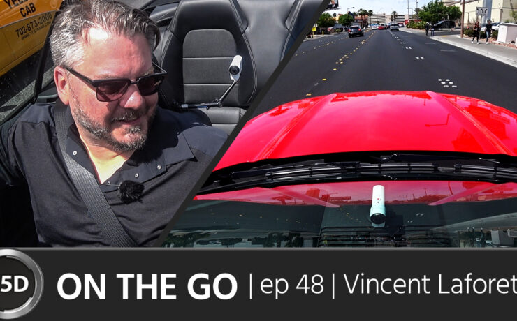 Shooting Features and Family Life - Vincent Laforet - ON THE GO - Episode 48