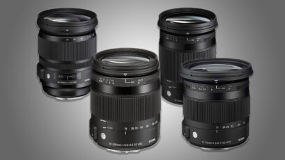 Firmware Update for Sigma Lenses Enhance Video Capabilities