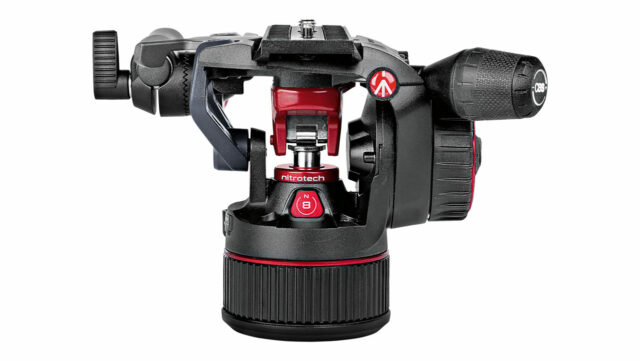 Manfrotto Nitrotech N8 Fluid Head
