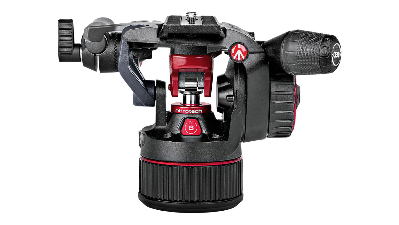 Manfrotto Recalls Their Nitrotech N8 Fluid Heads