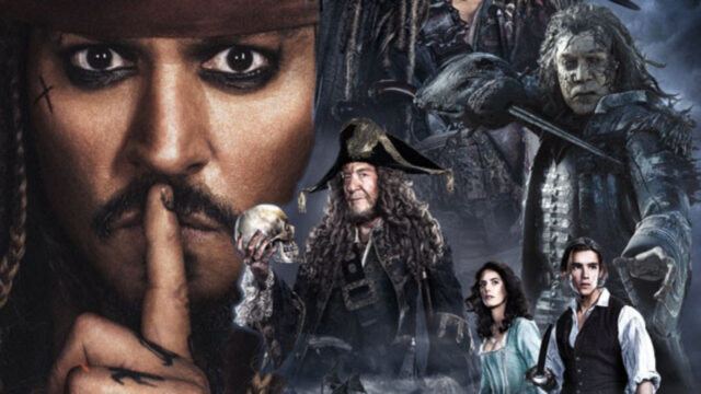 Pirates Of The Caribbean Spent $2 Million on Meals