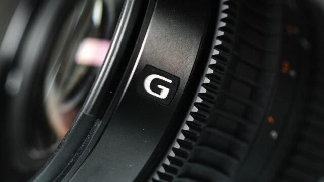 Sony 18-110mm Review - F/4 E PZ G OSS Lens CloseUp