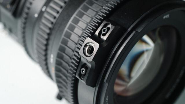 Sony E PZ 18-110mm F/4 G OSS Lens Bottom