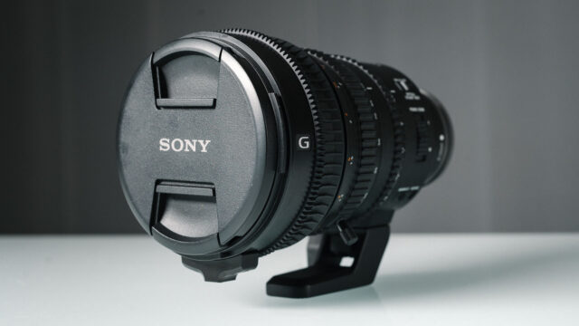 Sony 18-110mm Review - E PZ 18-110mm F/4 G OSS Lens