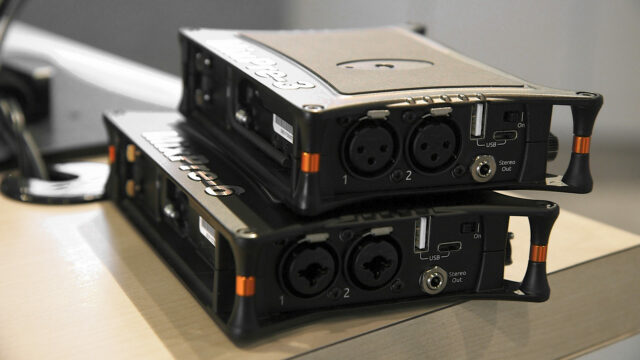 Sound Devices MixPre Audio Recorders
