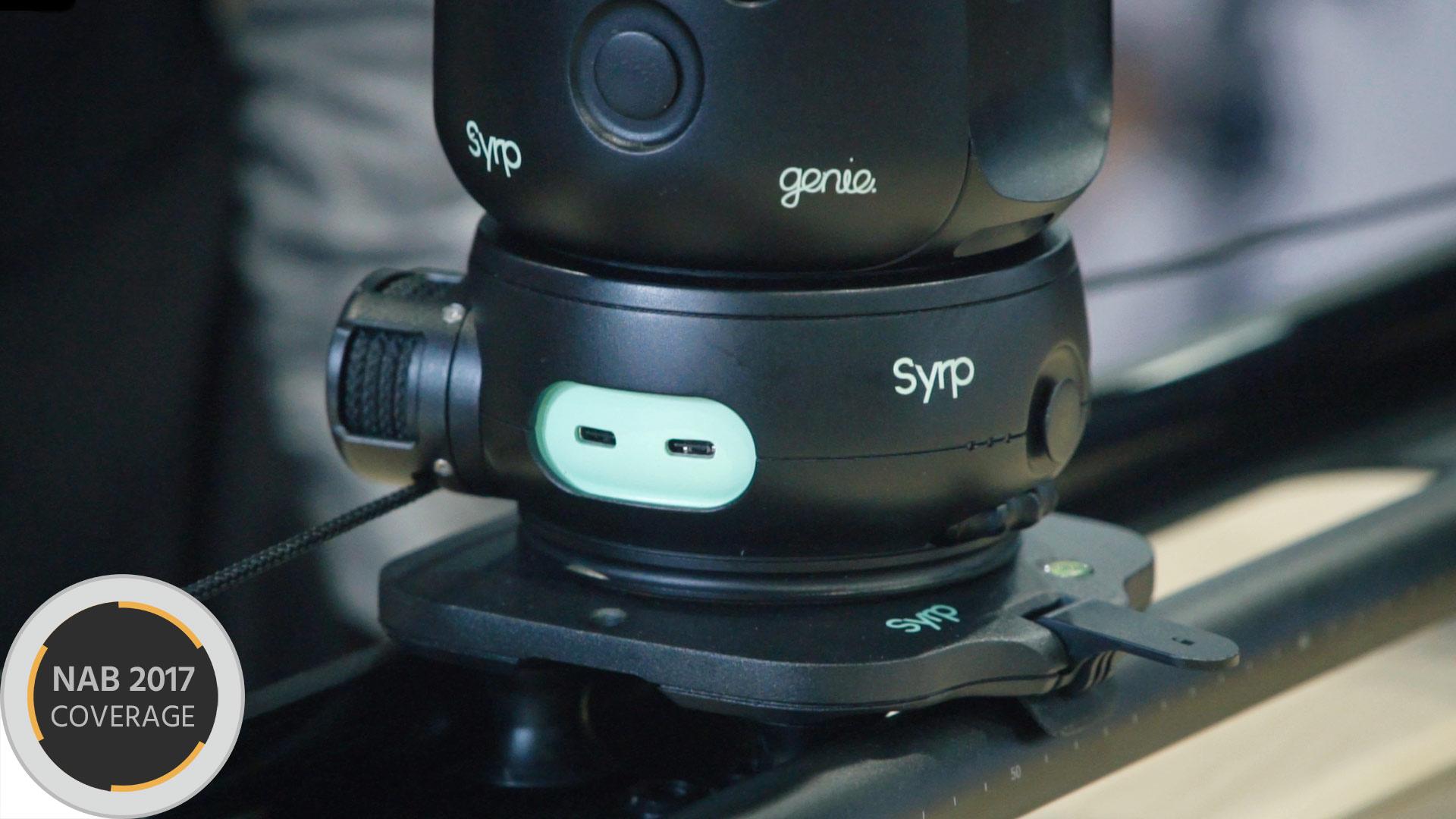 SyrpのGenie IIタイムラプスモーションコントローラー
