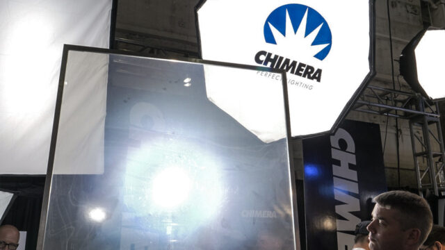 Chimera Active Diffusion – How Soft do You Want That Light?