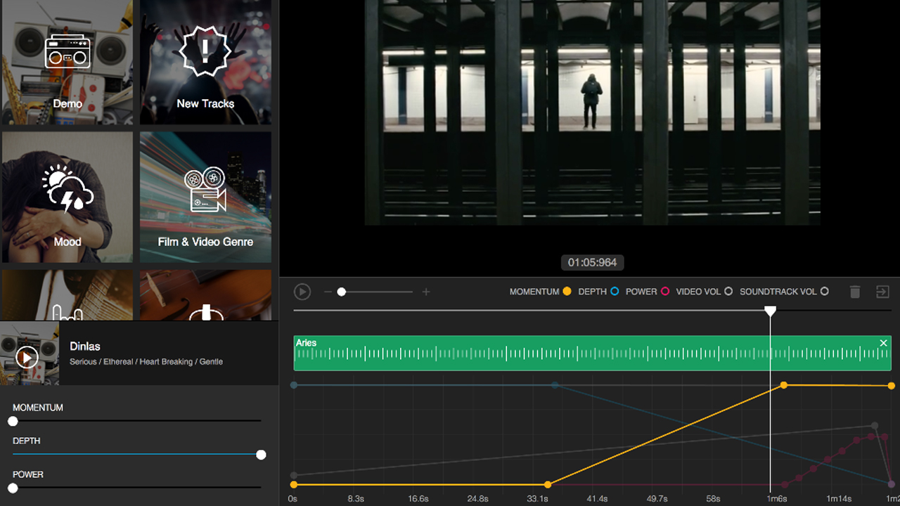New Update for Filmstro App: Bigger. Better.