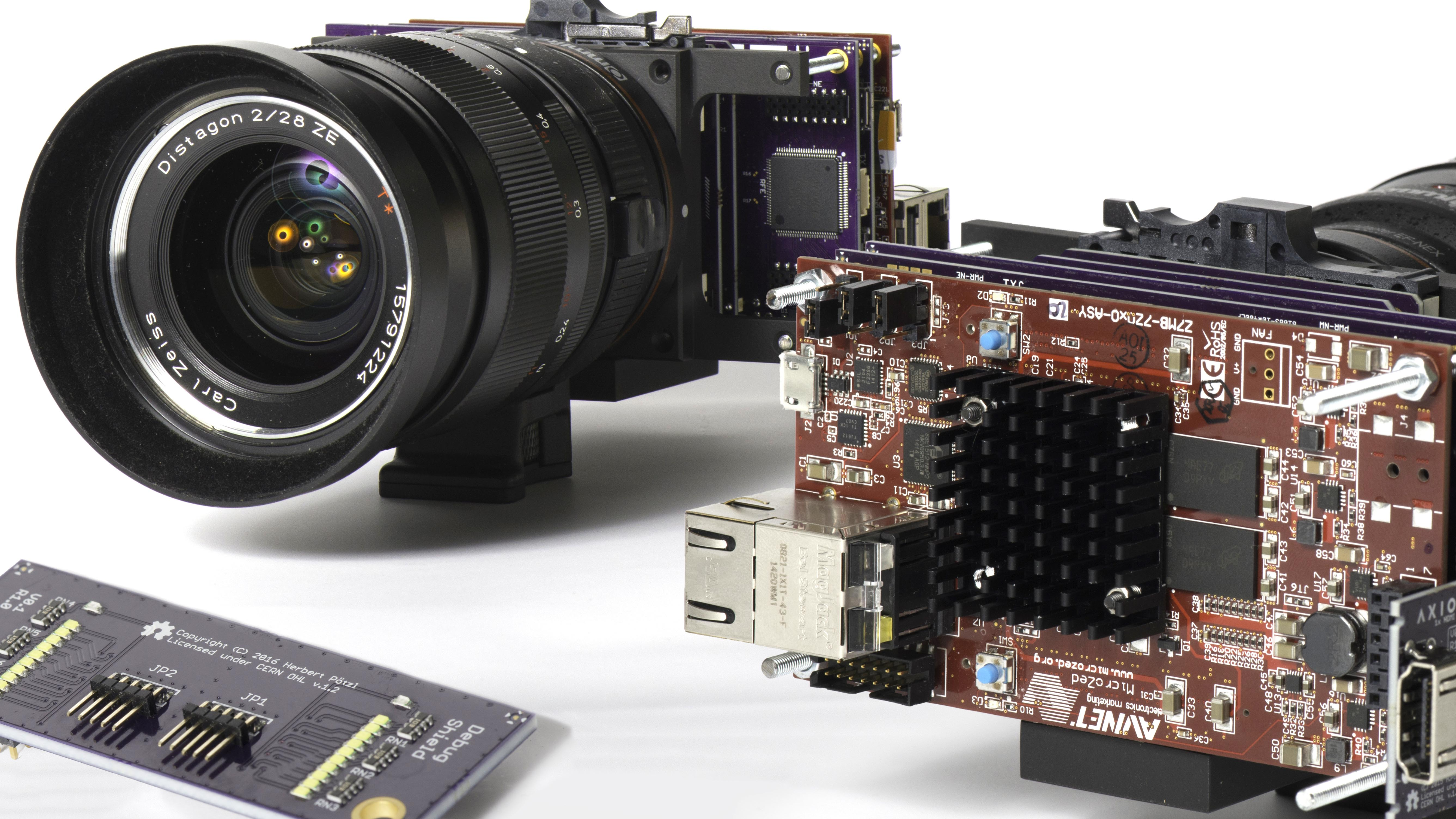 Apertus AXIOM Beta - Your Open Source Camera  An Update and