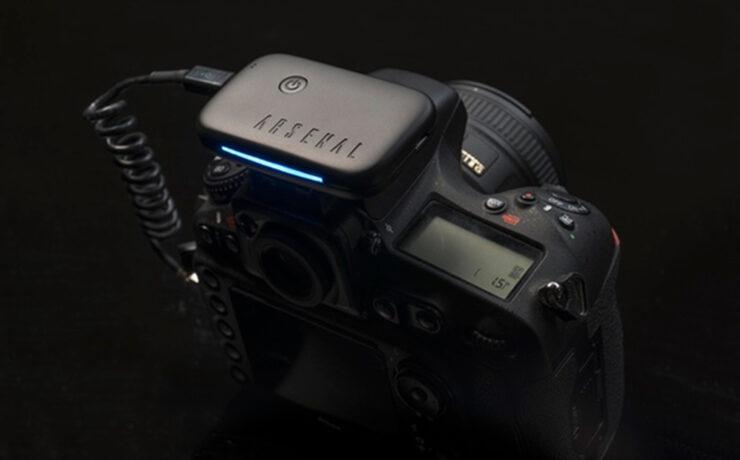 Arsenal Intelligent Camera Assistant on Kickstarter - Smart up Your DSLR