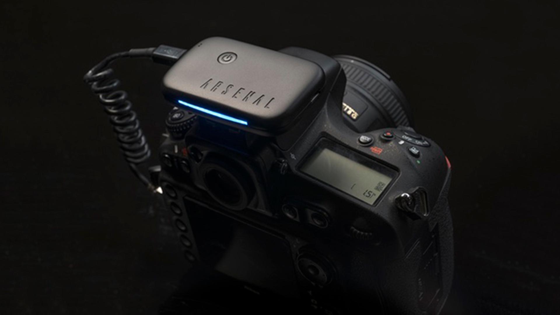 Arsenalインテリジェントカメラアシスタント - 最適の設定を自動化