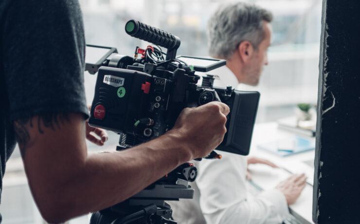 Blueshape Granite Mini Batteries Now Shipping - Perfect For Modern Cinema Cameras