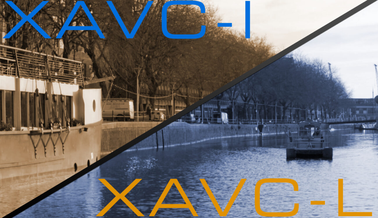 XAVC-I - Do You Really Need All That Extra Data?