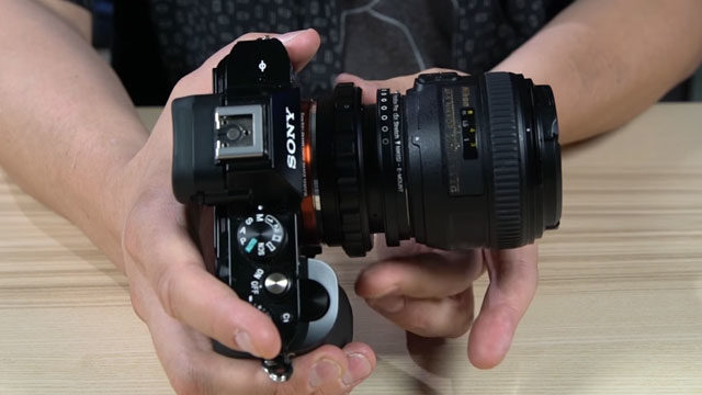 Fotodiox DLX Stretch Adapter - ND Filter, Macro and Aperture