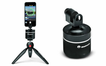 Manfrotto PIXI Pano360 - Motion Control Becomes Portable