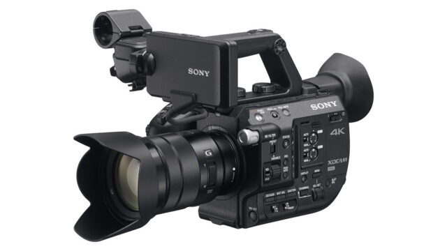 $1000 Rebate On The Sony FS5 – Is Sony Feeling The Pressure?