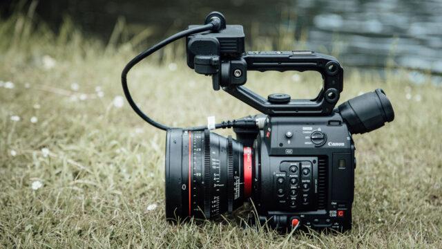 Canon C200 Hero Image