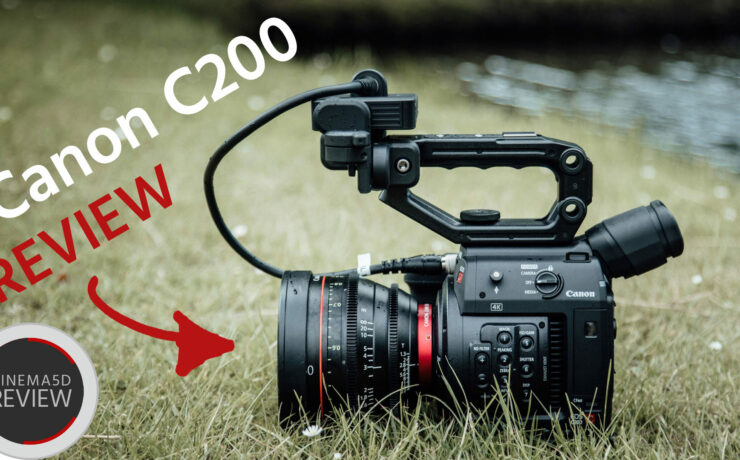 Canon C200 Review - Impressive RAW Footage & Ergonomics For Little Money